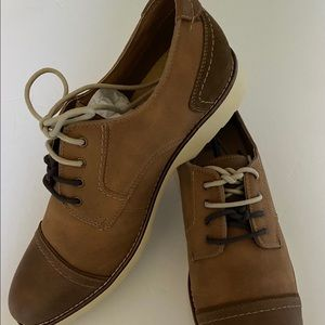Dockers Murray Cap Toe Oxfords - Size 10